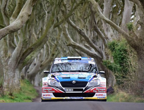 Circuit of Ireland Rally Announcement