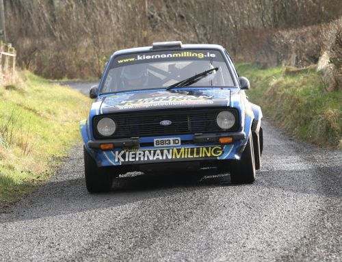 Irish Tarmac Modified Championship Heats Up