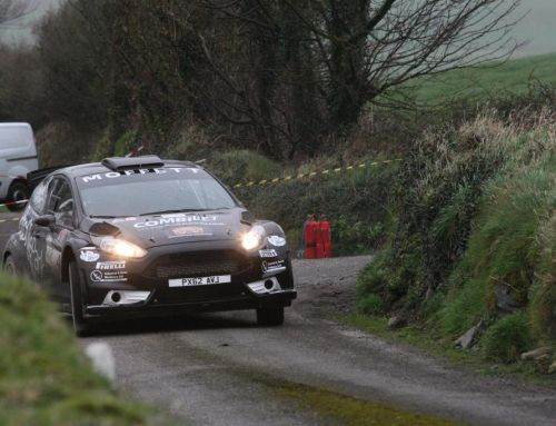 Top points for Josh Moffett in Cork but Fisher extends Championship lead