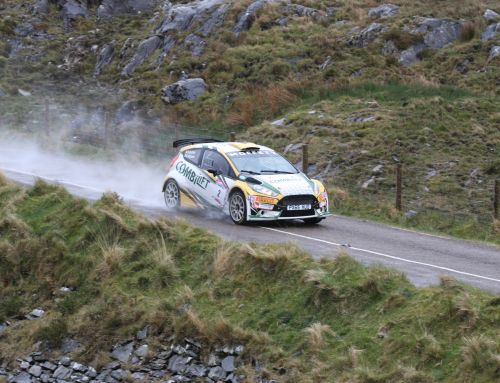 Moffett takes Killarney victory and championship lead