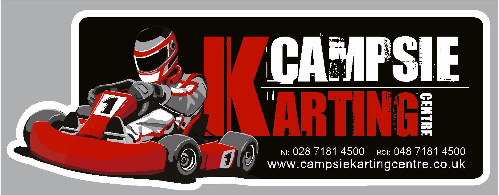 5 - Campsie Karting Logo