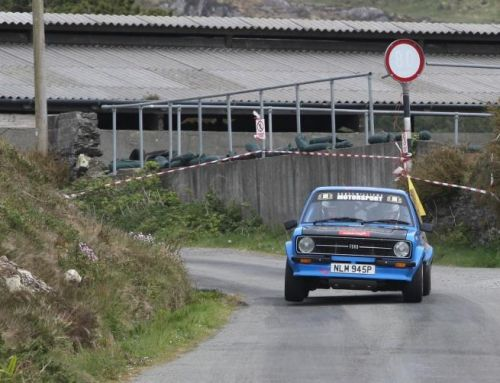 Jones Clinches Clonakilty Black Pudding ITRC Historic Crown.