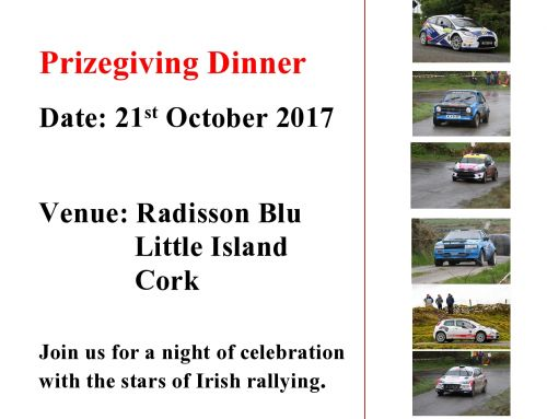 2017 ITRC Prizegiving and Dinner Dance