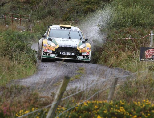 Moffett brothers dominate first day of Cork 20