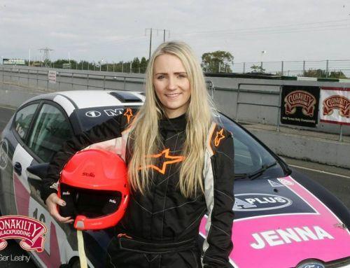 Jenna McCann Junior Champion