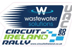 WS LOGO UAC (Circuit Of Ireland RALLY) 1